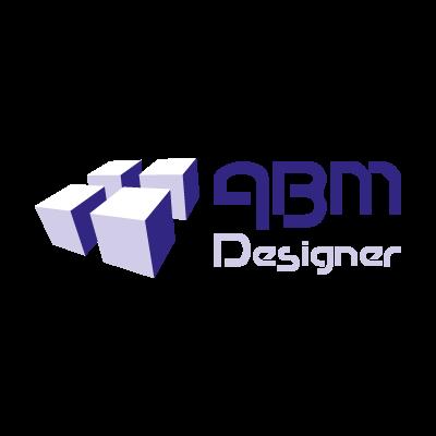 ABM Designer logo vector logo