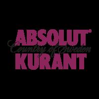 Absolut Kurant logo