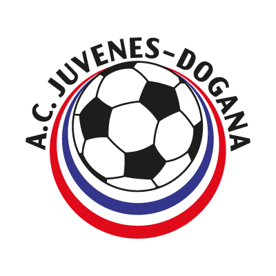 AC Juvenes Dogana logo vector logo