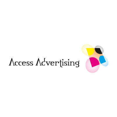 Access Advertising logo vector logo