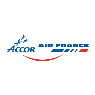 Accor Air France logo vector logo