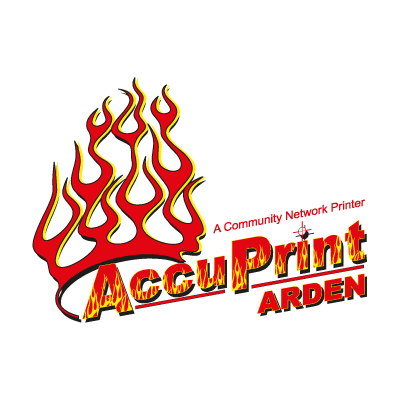 Accuprint – Arden logo vector logo