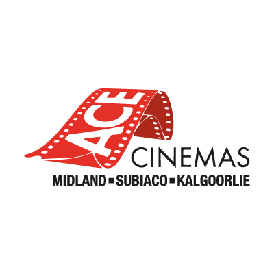 Ace Cinemas logo vector logo
