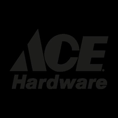 ACE Hardware Black logo vector logo