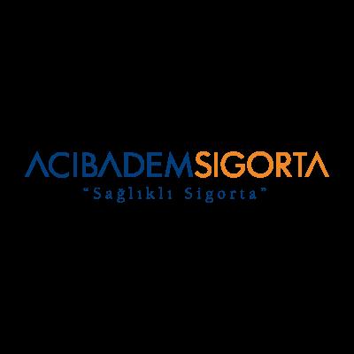 Acibadem Sigorta logo vector logo