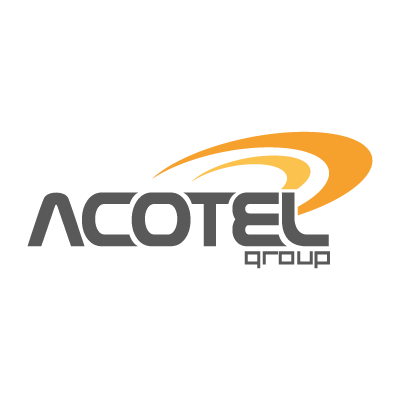 Acotel Group logo vector logo