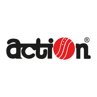 Action logo vector logo