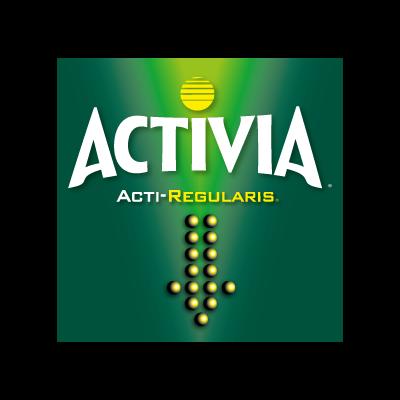 Activia logo vector logo