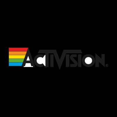 Activision rainbow logo vector logo