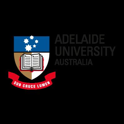 Adelaide University logo vector logo