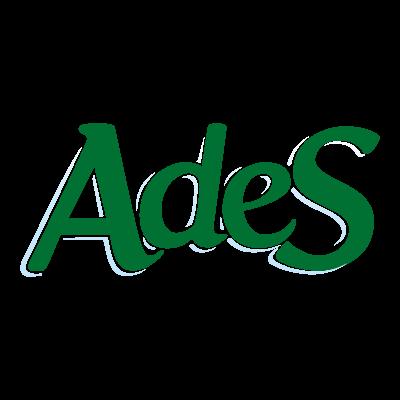 Ades logo vector logo