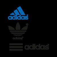 Adidas 3 logo