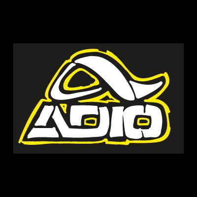 Adio Clothing logo vector logo