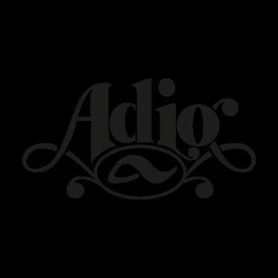 Adio logo vector logo