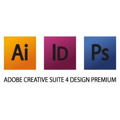 Adobe Creative Suite 4 logo vector logo