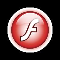 Adobe Flash 8 logo