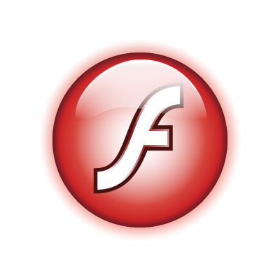 Adobe Flash 8 logo vector logo