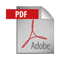 Adobe PDF Icon logo