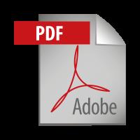 Adobe PDF Icon logo