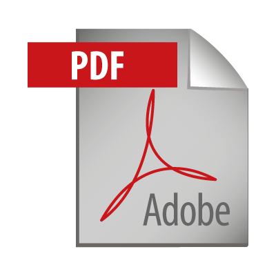 Adobe PDF Icon logo vector logo