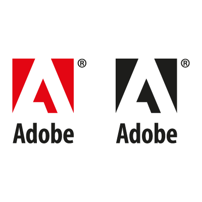 Adobe Systems logo vector logo