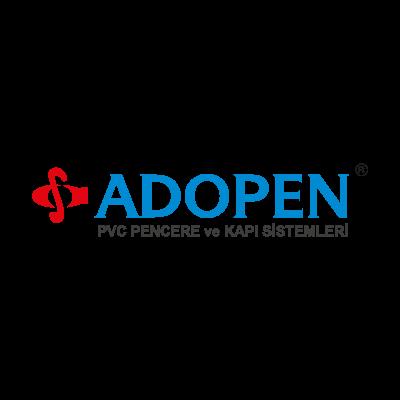 Adopen logo vector logo