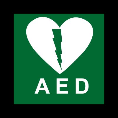 AED logo vector logo