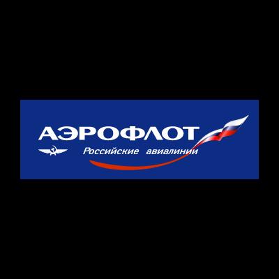 Aeroflot OJSC logo vector logo