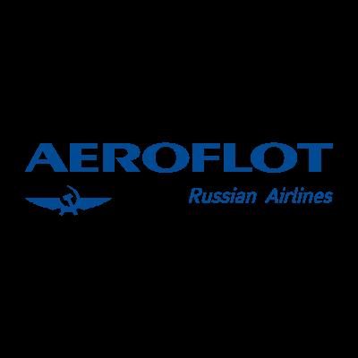 Aeroflot Russian Airlines logo vector logo