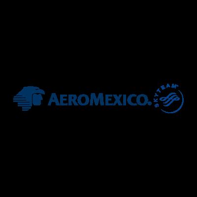 AeroMexico SkyTeam logo vector logo