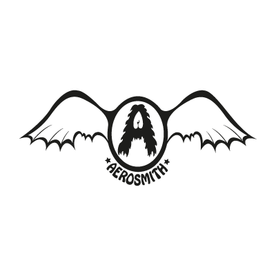 Aerosmith Record logo vector logo