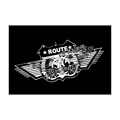 Aerosmith Route Logo Vector Eps 441 81 Kb Download