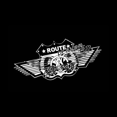 Aerosmith Route logo vector logo