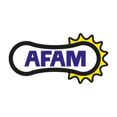 AFAM logo vector logo