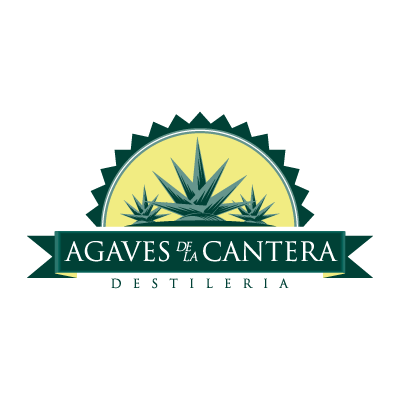 Agaves de la Cantera logo vector logo