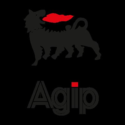Agip LPG logo vector logo