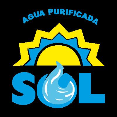 Agua Sol logo vector logo
