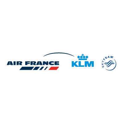 Air France KLM logo vector logo