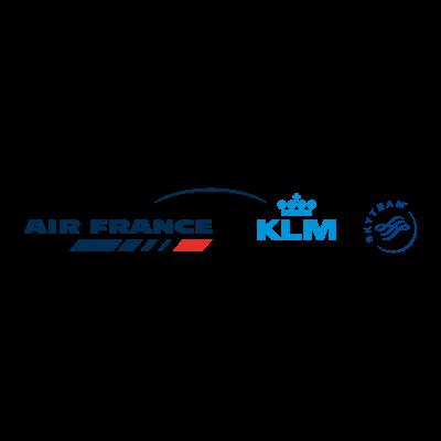 Air France KLM logo vector logo