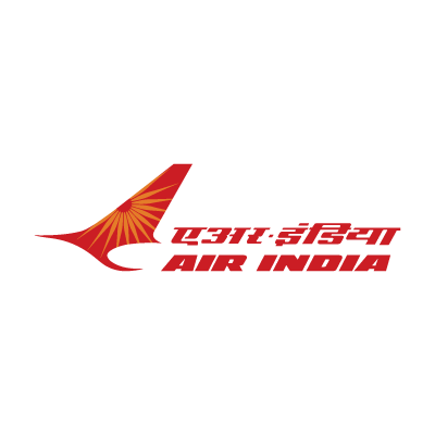 Air India logo vector logo