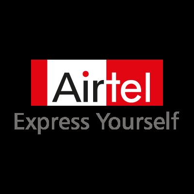 Airtel 2005 logo vector logo