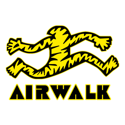 Airwalk logo vector logo