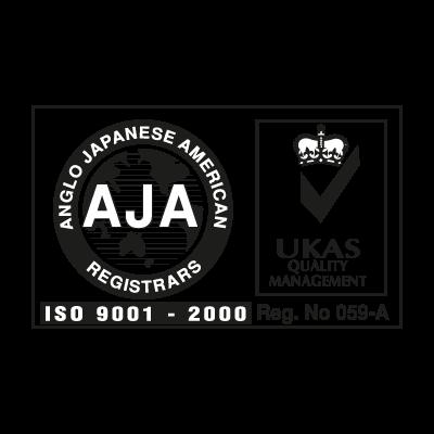 AJA ISO 9001 – 2000 vector logo