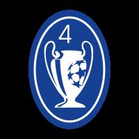 Ajax Champions Badge logo