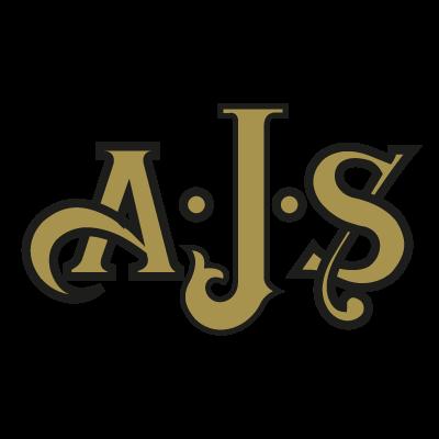 AJS Motorcycles logo vector logo