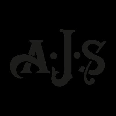 A.J.S. logo vector logo