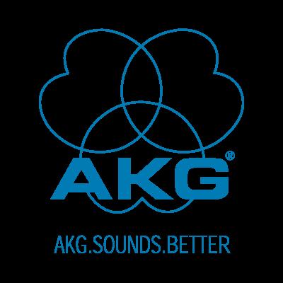 AKG logo vector logo