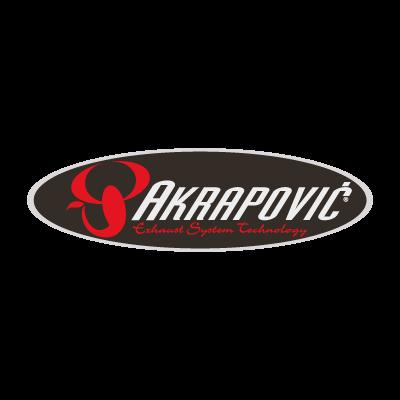 Akrapovic  logo vector logo