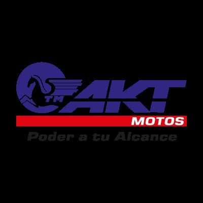 AKT Motos logo vector logo