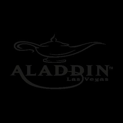 Aladdin Las Vegas logo vector logo